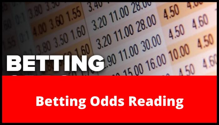 Reading odds