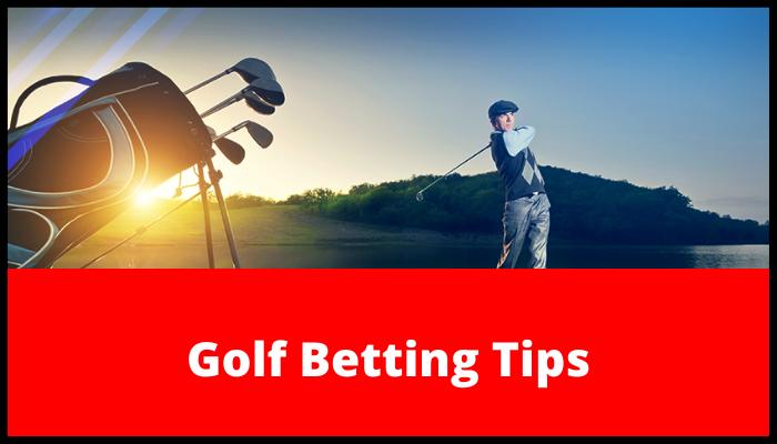 Golf Betting tips